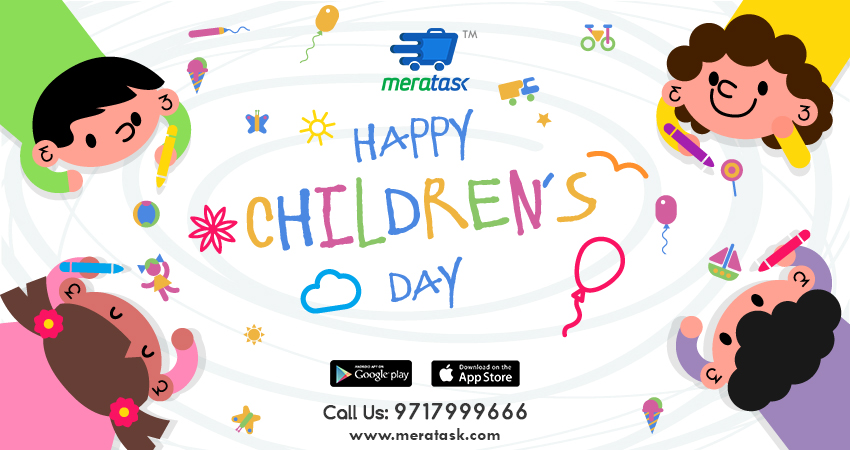 gift delivery on children's day