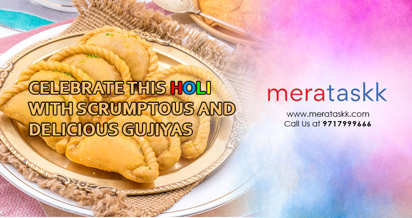AVAIL GUJIYA DELIVERY SERVICE ACROSS DELHI NCR
