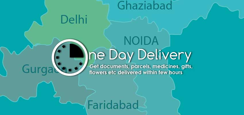 One Day Delivery Services