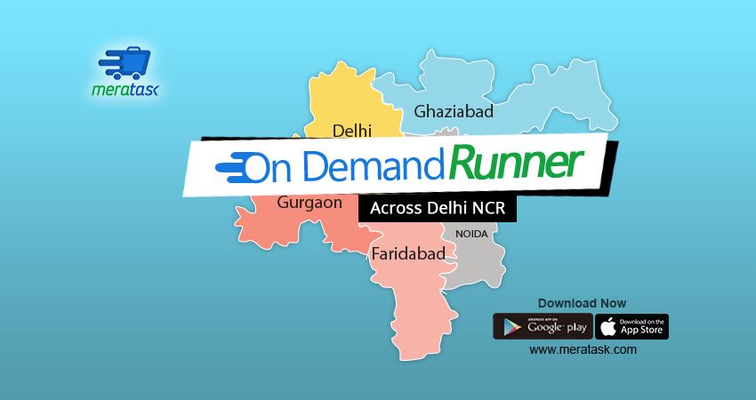 On Demand Runner Services