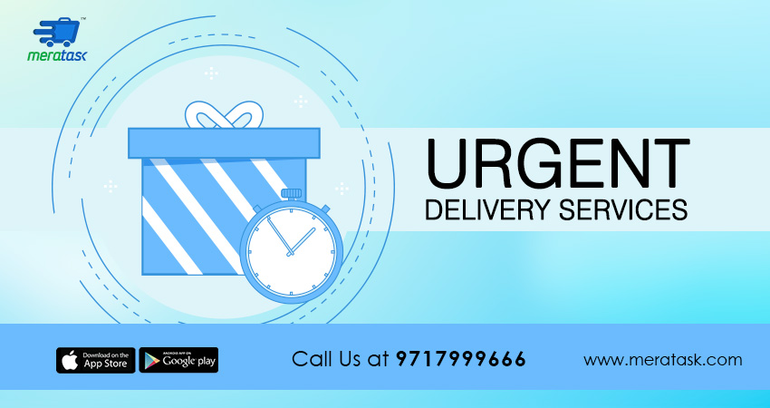URGENT DELIVERY SERVICES