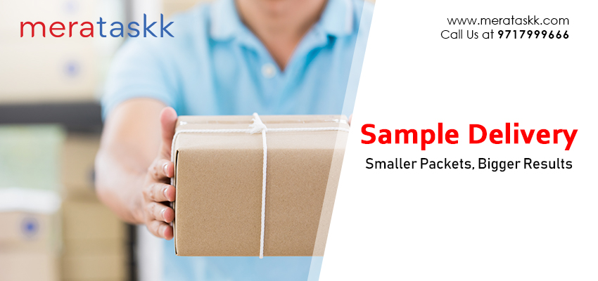 Sample delivery serive in Delhi NCR