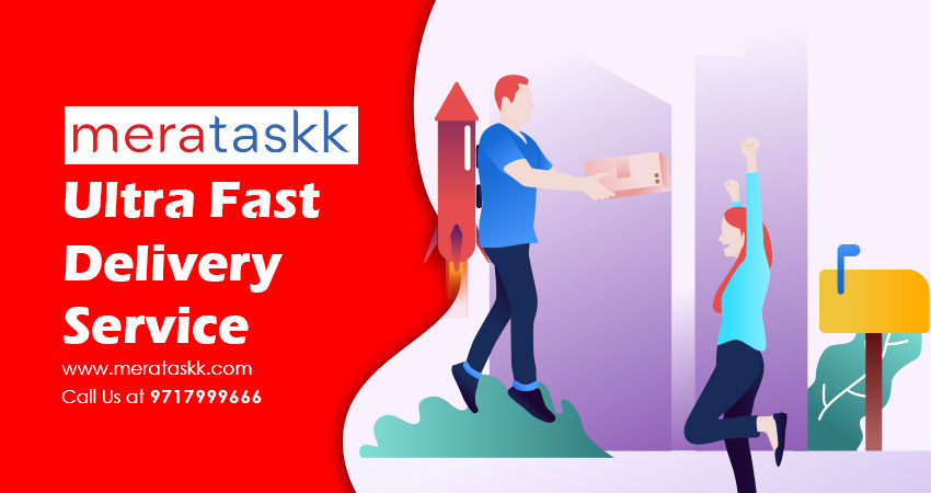 "Merataskk's Ultra-Fast Delivery Services: The first choice for ""I want it now"" Generation"