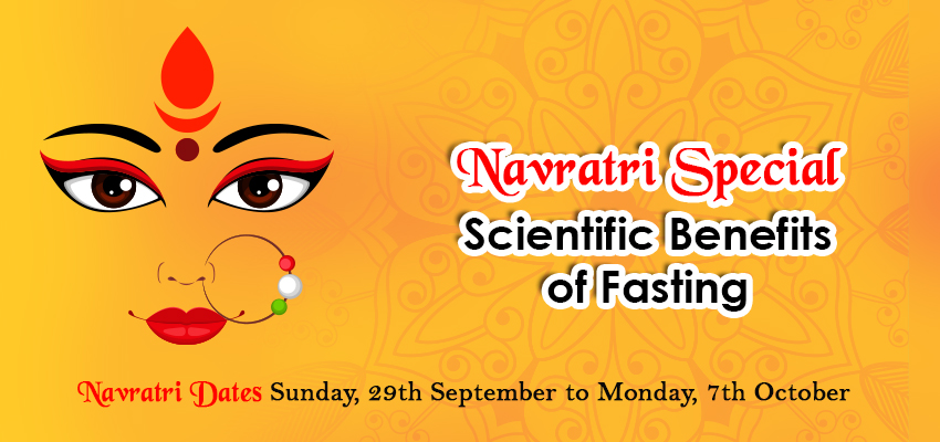 Navratri Special: Scientific Benefits of Fasting and Delivery Services through Meratask