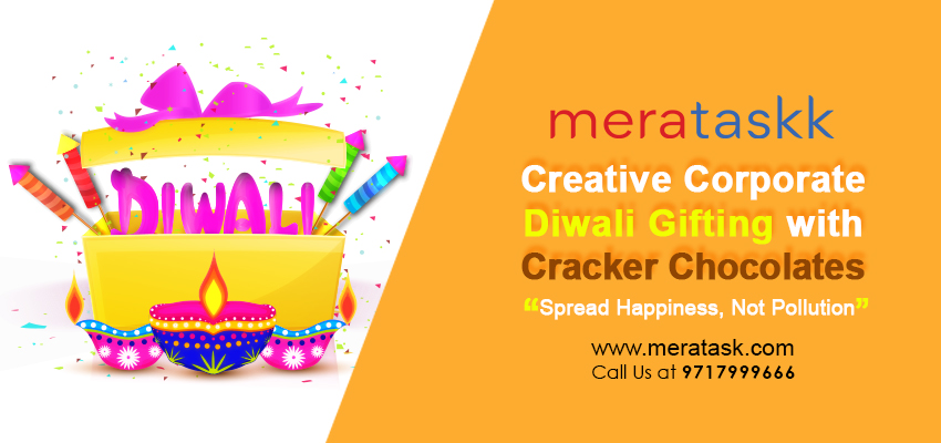Creative Corporate Diwali Gifting with Cracker Chocolates: Spread Happiness, Not Pollution