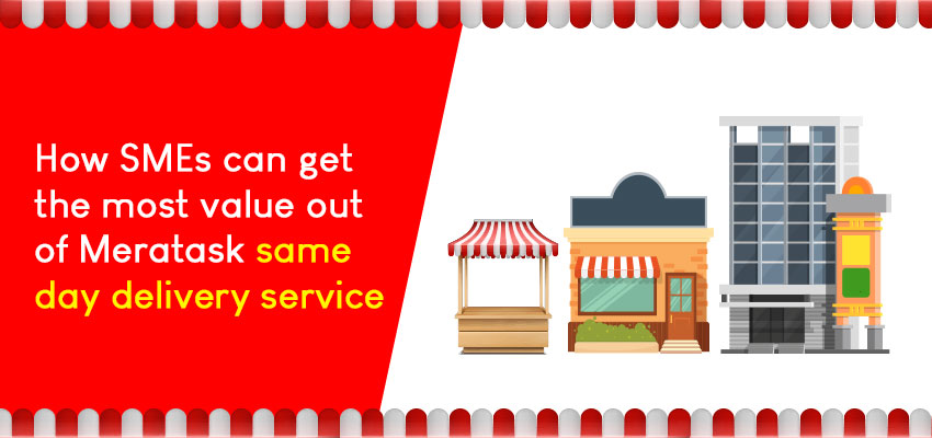 Delivery Service for Small and medium-sized enterprises