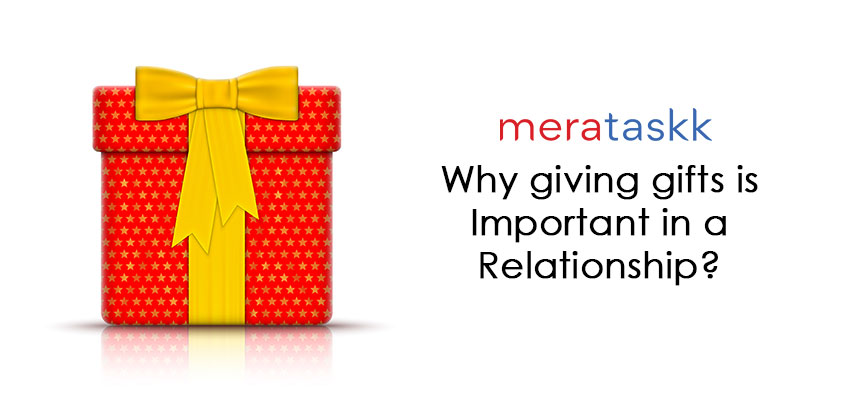 Why Giving Gifts is Important in A Relationship?